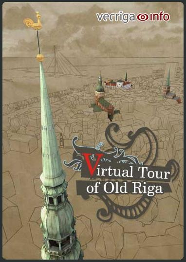 Virtual Tour of Old Riga